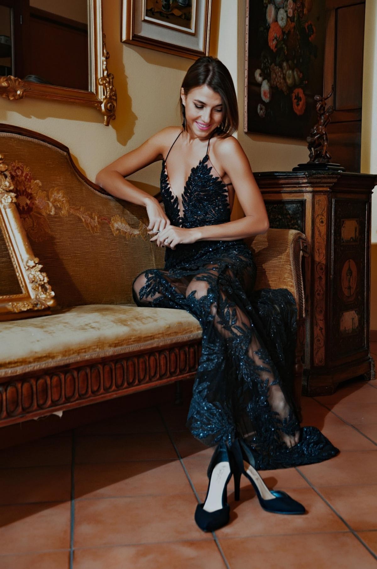 reputable site b2e8c e93bc Nadine Abiti Vestito 2015 Di Eleganti Rdobwxec Modelli ...